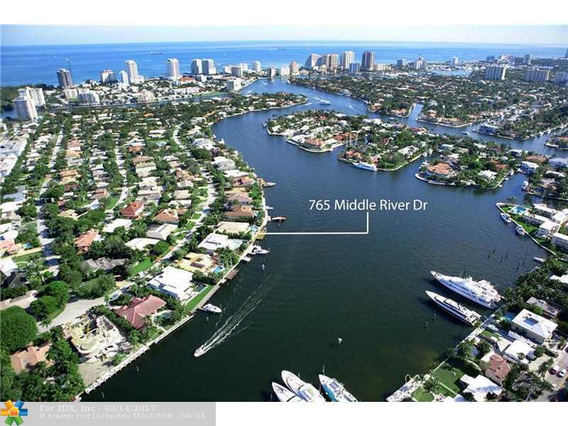 765 Middle River Dr, Fort Lauderdale, FL 33304