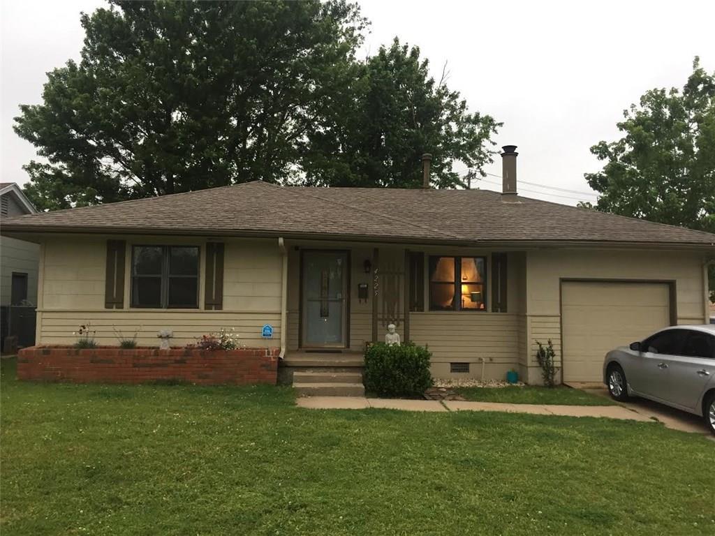 4225 N Sterling Avenue, Oklahoma City, OK 73122