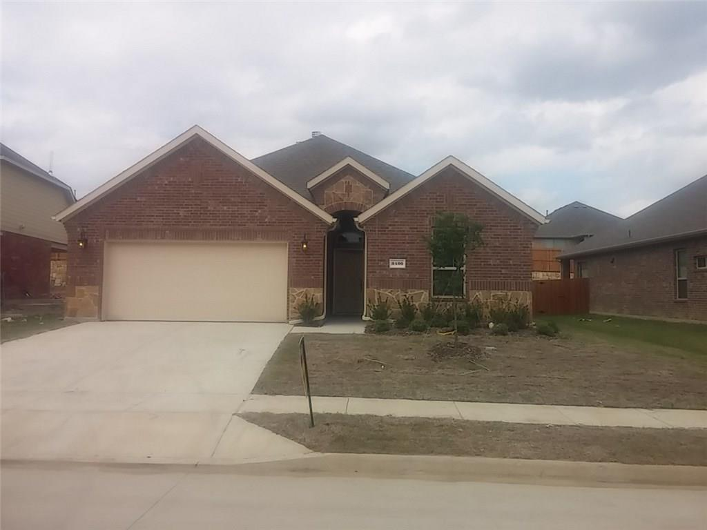 3406 Stampede Drive, Sachse, TX 75048