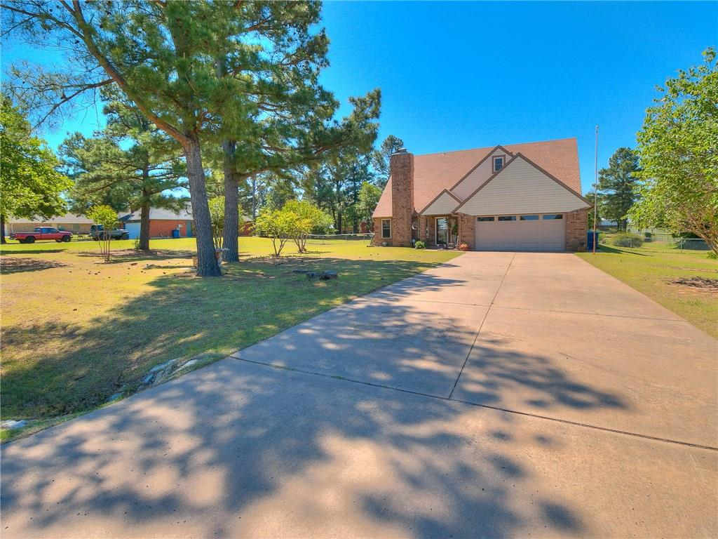 19312 Cardinal Creek S Drive, Harrah, OK 73045