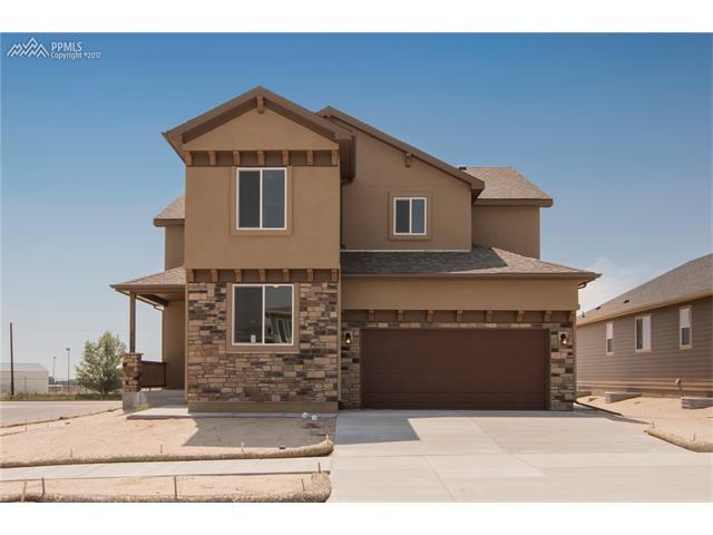 6789 Black Saddle Drive, Colorado Springs, CO 80924