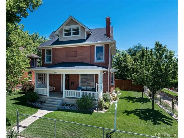 1098 S Pearl Street, Denver, CO 80209