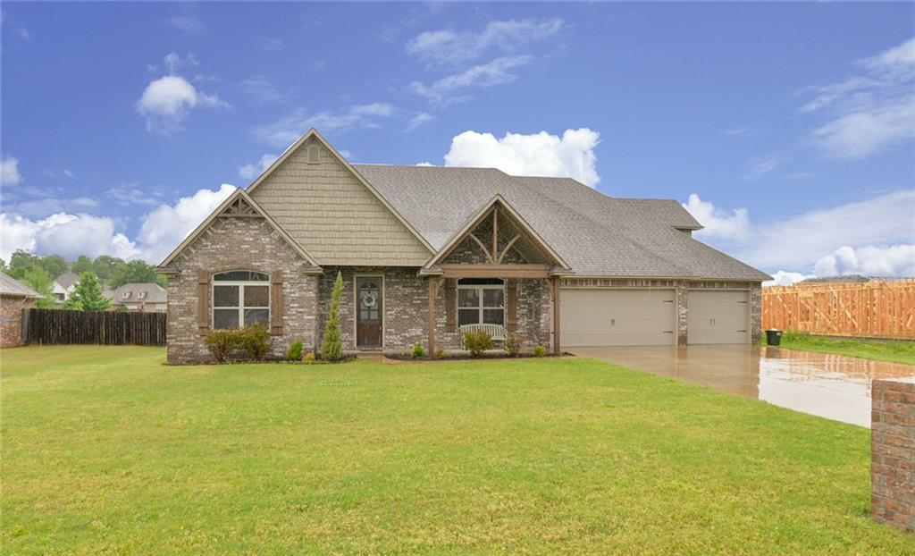 3710 Fairhaven COVE, Greenwood, AR 72936