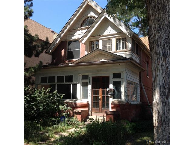 1563 N High Street, Denver, CO 80218