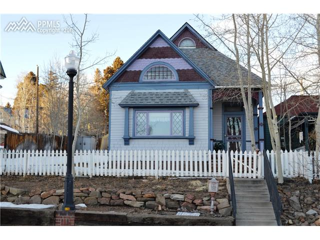 123 W Carr Avenue, Cripple Creek, CO 80813