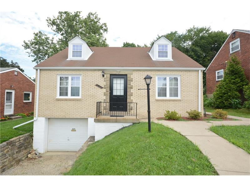 625 Somerville Dr, Pittsburgh, PA 15243