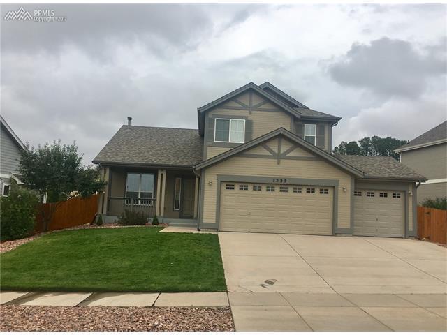 7535 Chancellor Drive, Colorado Springs, CO 80922