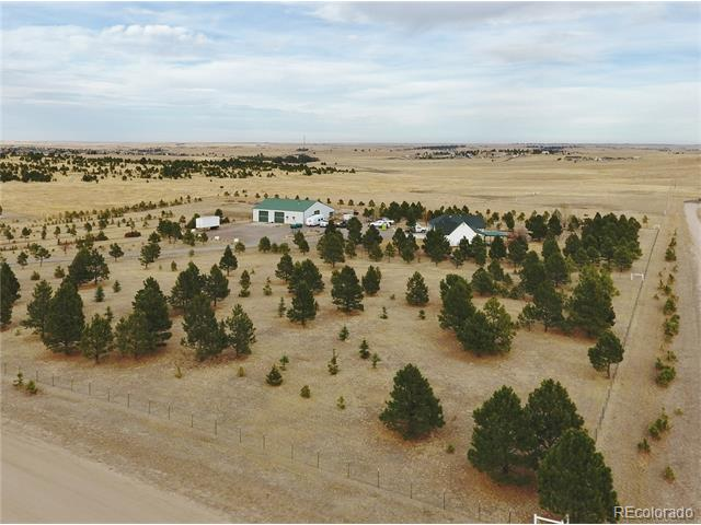 33250 County Road 21, Elizabeth, CO 80107