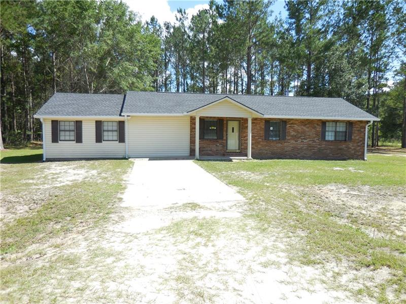 1394 Chapman Plantation Road, Jesup, GA 31545