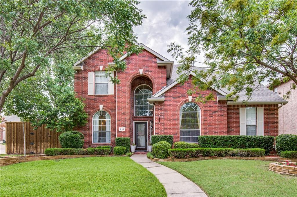 518 Waterview Drive, Coppell, TX 75019