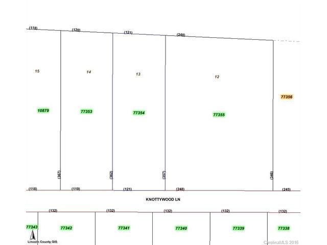 Lot #13,14,15,16,17&18 Knottywood Lane 13,14,15,16,17,18, Vale, NC 28168