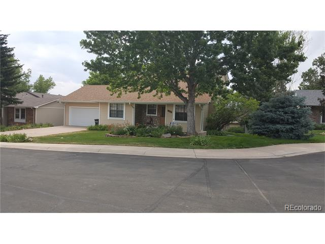 1003 Barbi Court, Castle Rock, CO 80104