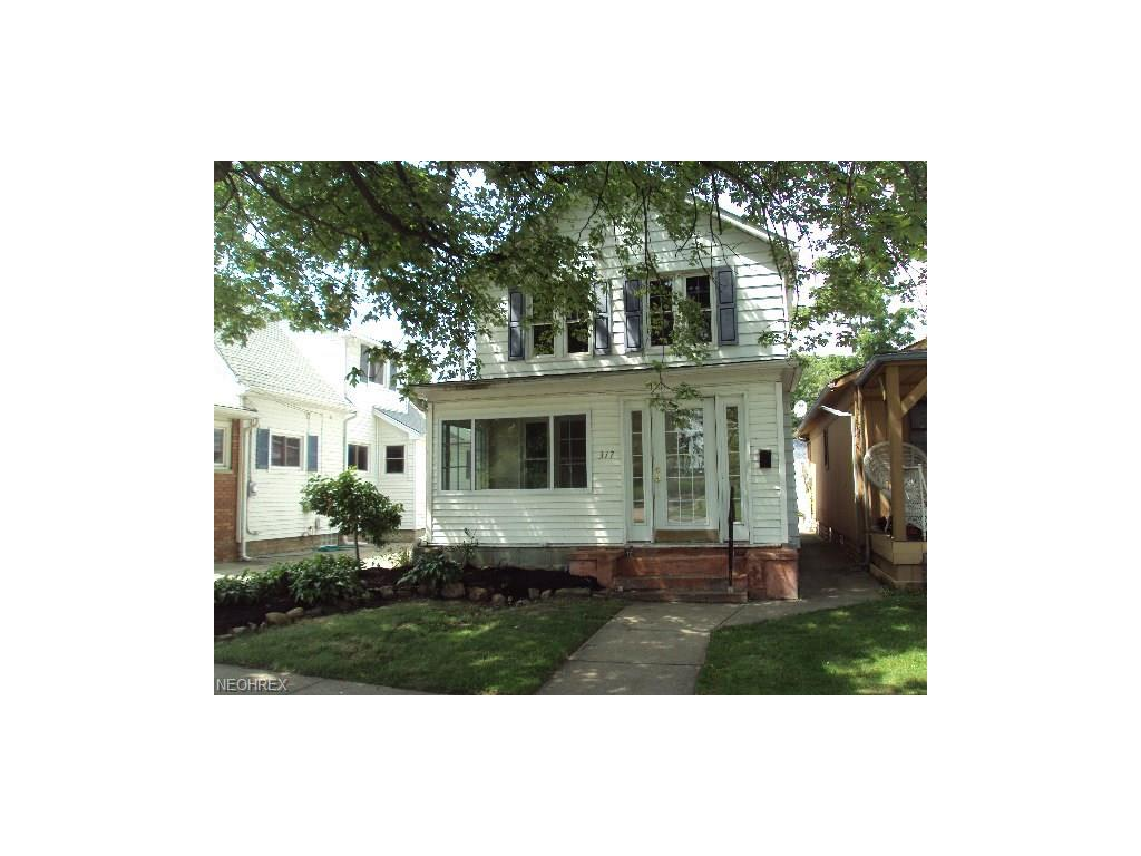 317 2nd St, Fairport Harbor, OH 44077