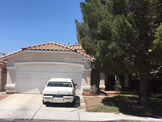 136 ZENITH POINT Avenue, North Las Vegas, NV 89032