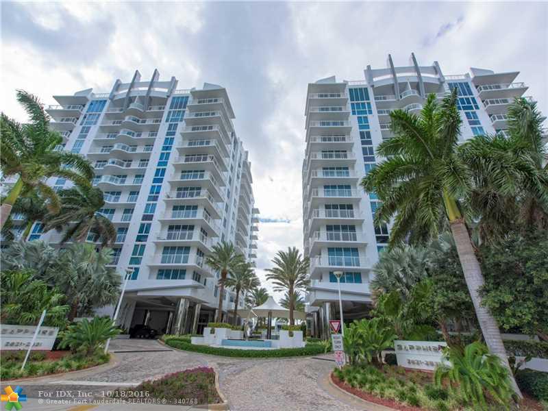 2831 N Ocean Blvd 1105N, Fort Lauderdale, FL 33308