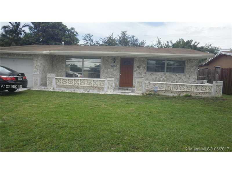 2620 NW 89th Ave, Sunrise, FL 33322