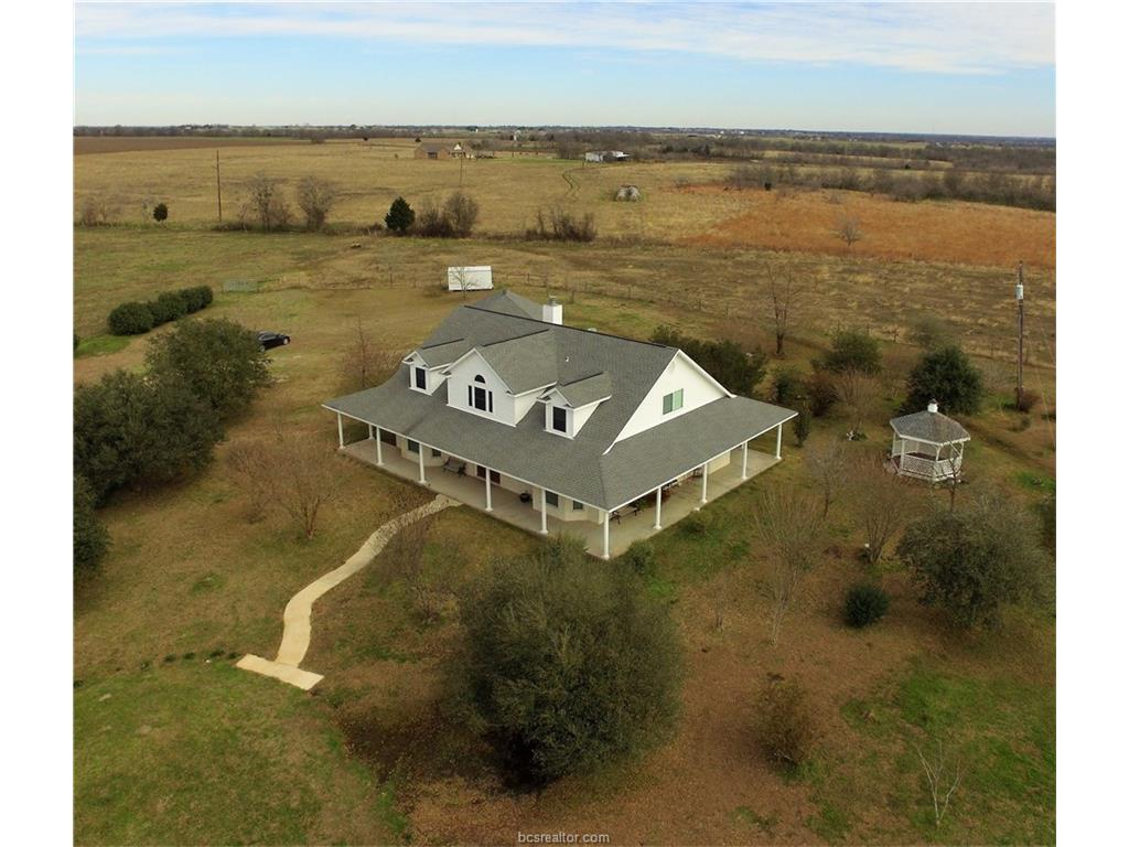 845 County Road 208, Caldwell, TX 77836