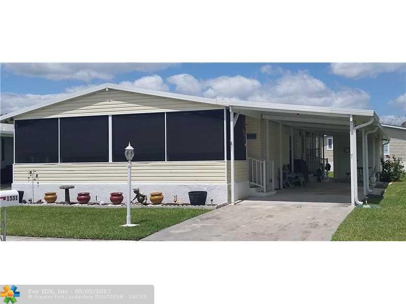 1531 SW 65th Av, Boca Raton, FL 33428
