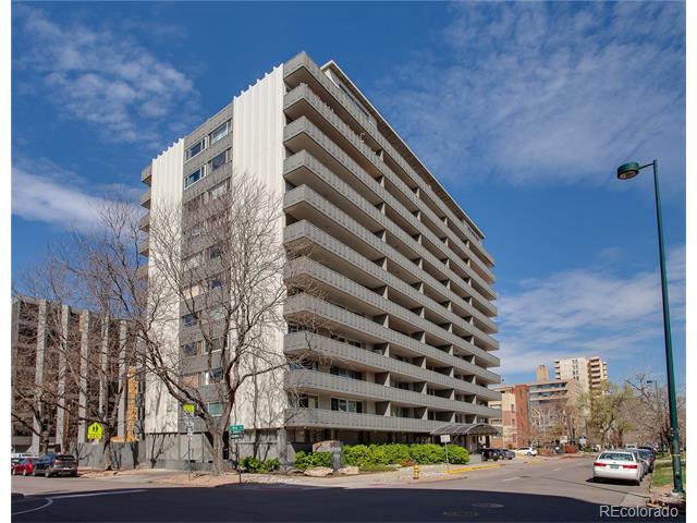 909 N Logan Street 8H, Denver, CO 80203