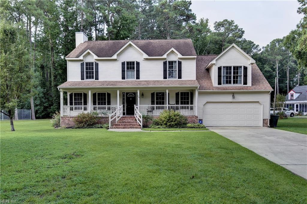 28 Willow RD, Hampton, VA 23664