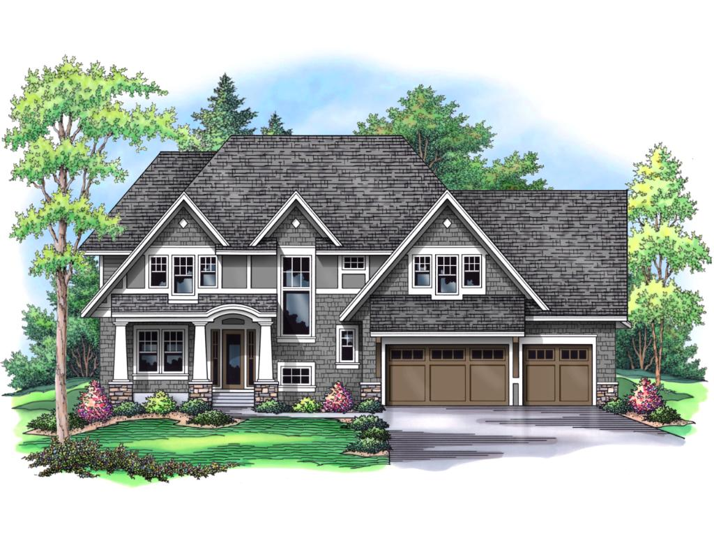 American home builders the house on the hill with modern for Americas home builders