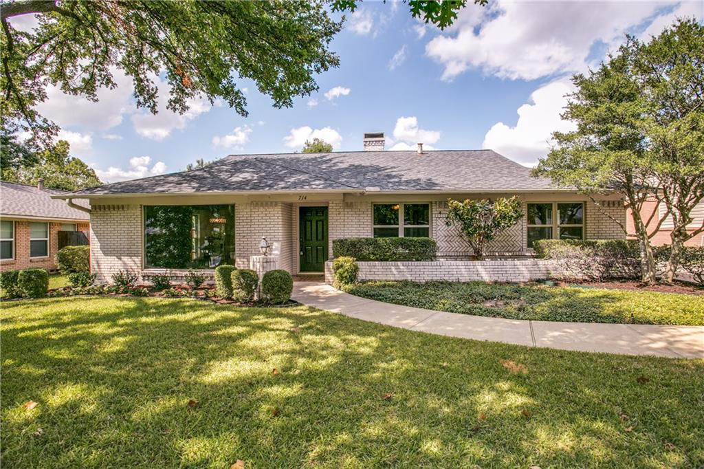 714 Winchester Drive, Richardson, TX 75080