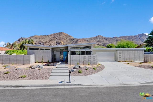 3080 Goldenrod Lane, Palm Springs, CA 92264
