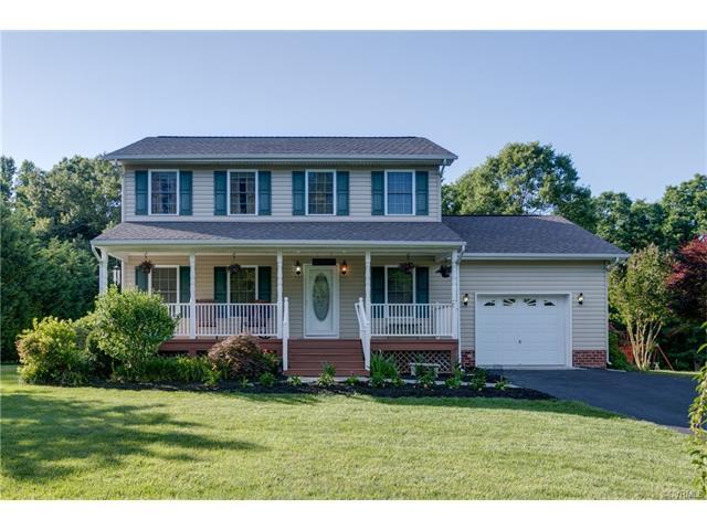 17217 Oak Ridge Lane, Ruther Glen, VA 22546