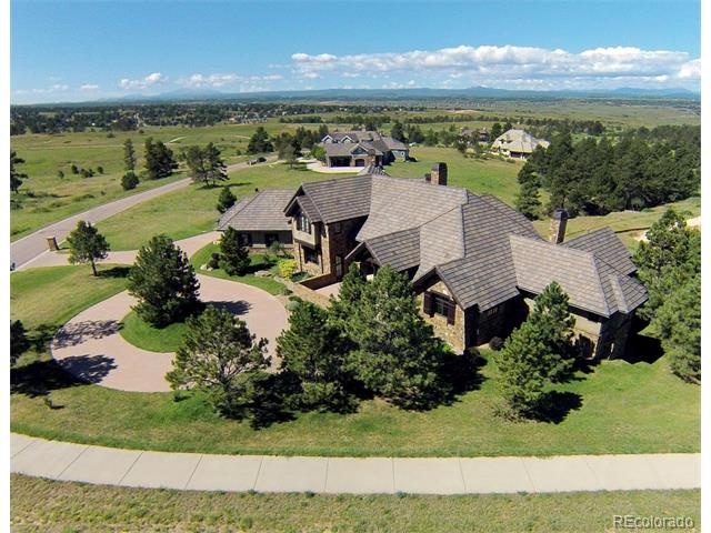 8575 Witez Court, Parker, CO 80134