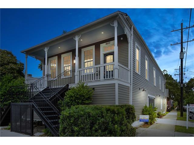 4601 CONSTANCE Street, New Orleans, LA 70115