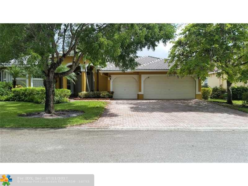 11233 NW 51st St, Coral Springs, FL 33076