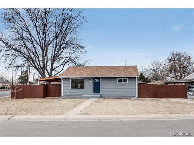 1297 S Bryant Street, Denver, CO 80219