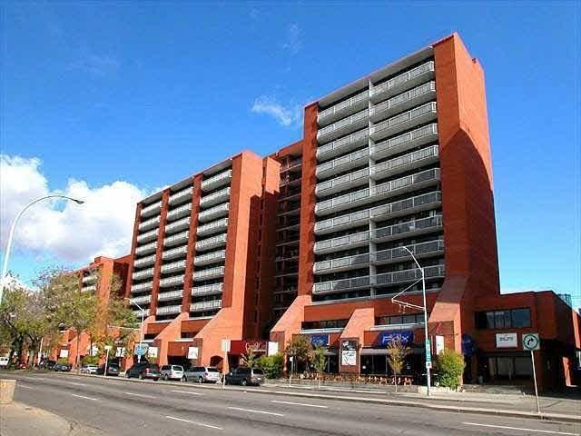 10125 109 Street 805, Edmonton, AB T5J 3M5