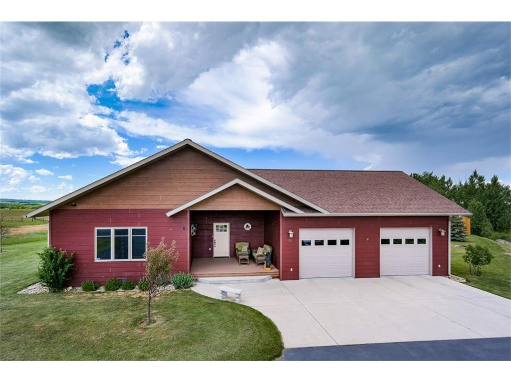 14 Grand View Drive, Red Lodge, MT 59068