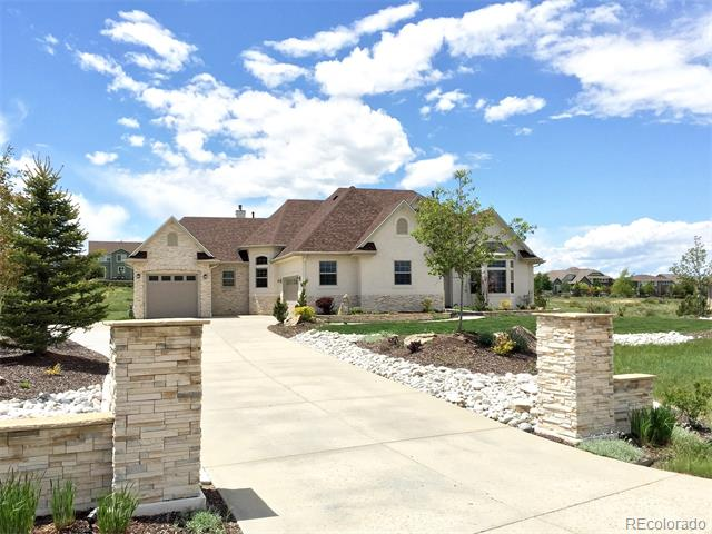 9197 Red Poppy Court, Parker, CO 80138