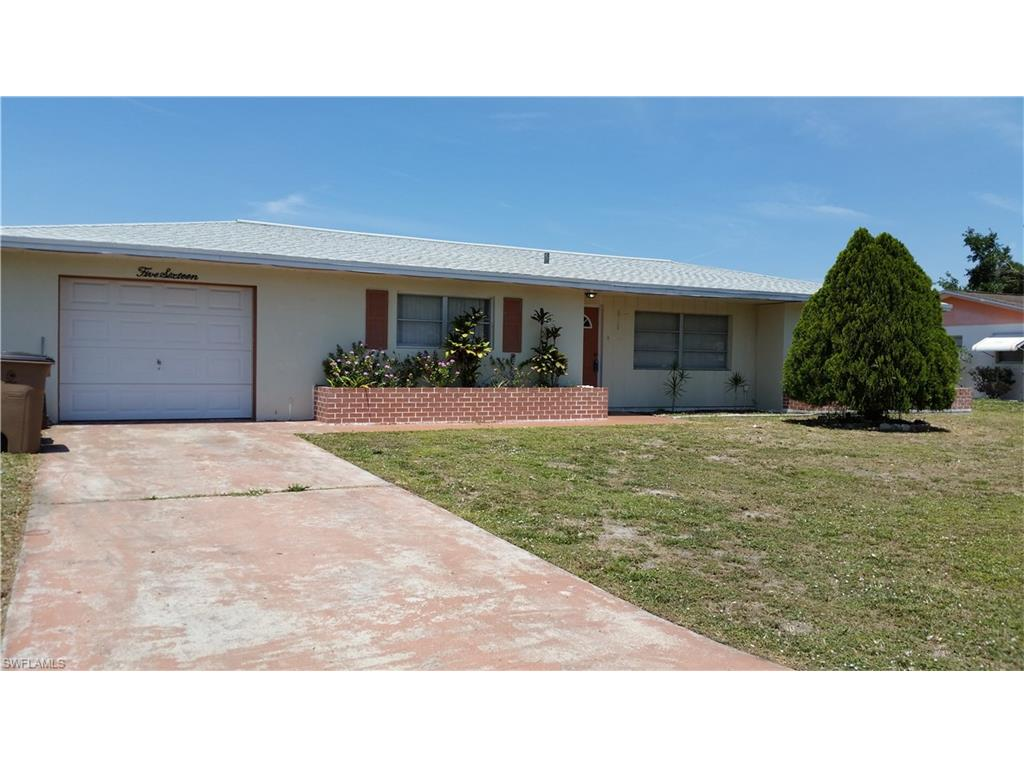 516 Pennview AVE, LEHIGH ACRES, FL 33936