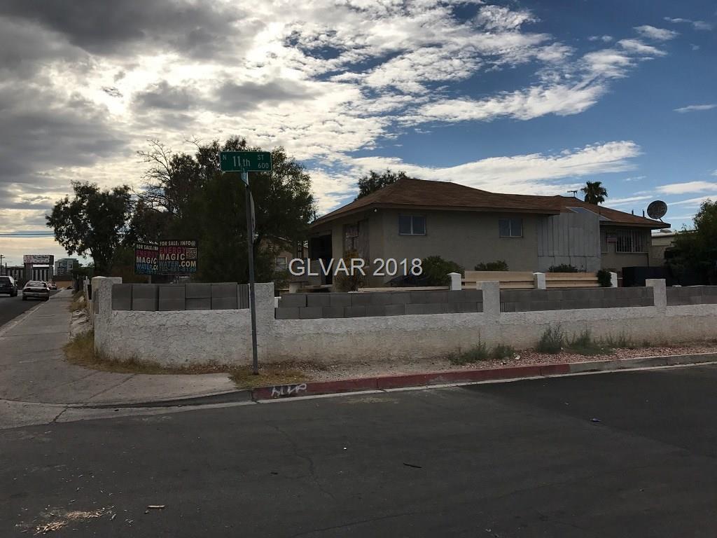 1021 BONANZA Road, Las Vegas, NV 89101