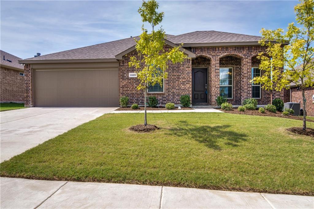 1429 Clayton Lane, Celina, TX 75009
