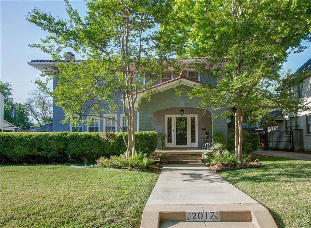 2017 Windsor Place, Fort Worth, TX 76110