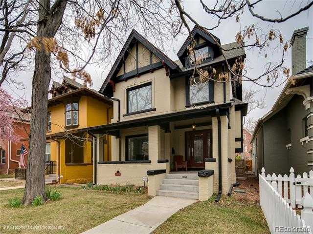 1767 N High Street, Denver, CO 80218