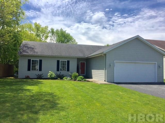 A Rooney & Associates listing. Nothing to do to this adorable ranch! Open floor plan and big bedrooms. Spacious and private backyard. Call Jennifer Foos today at 419/889-8516.
