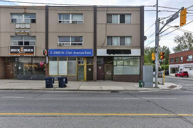 2889 E St Clair Ave, Toronto, ON M4B 1N5