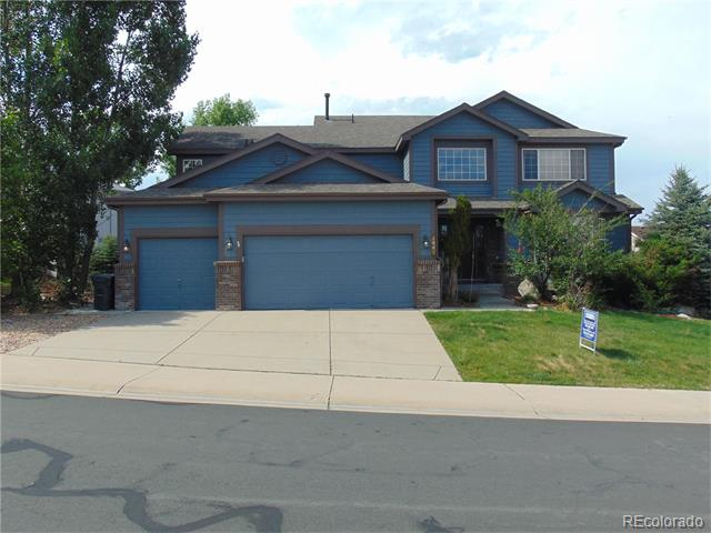1061 Switch Grass Drive, Castle Rock, CO 80109