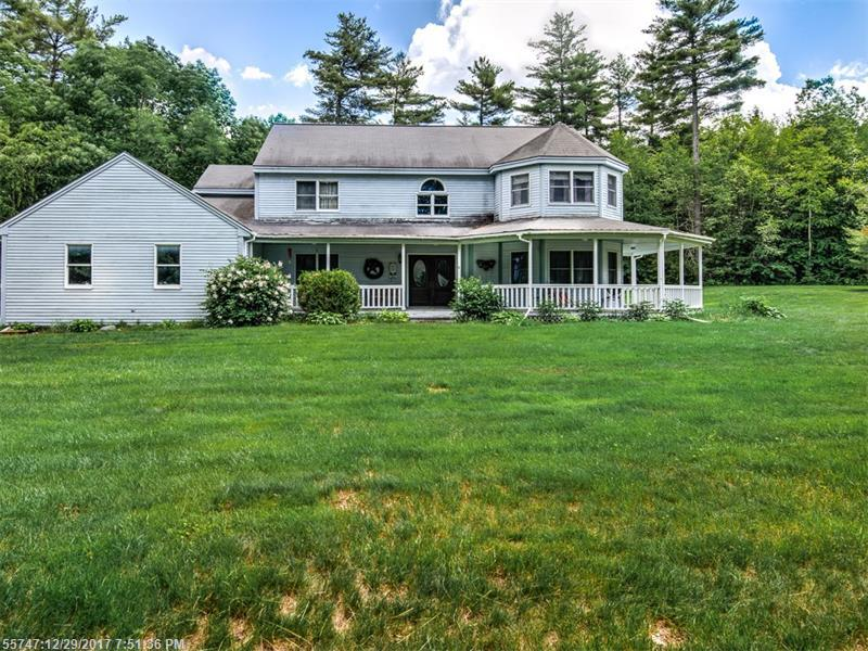 58 Pond RD , Manchester, ME 04351
