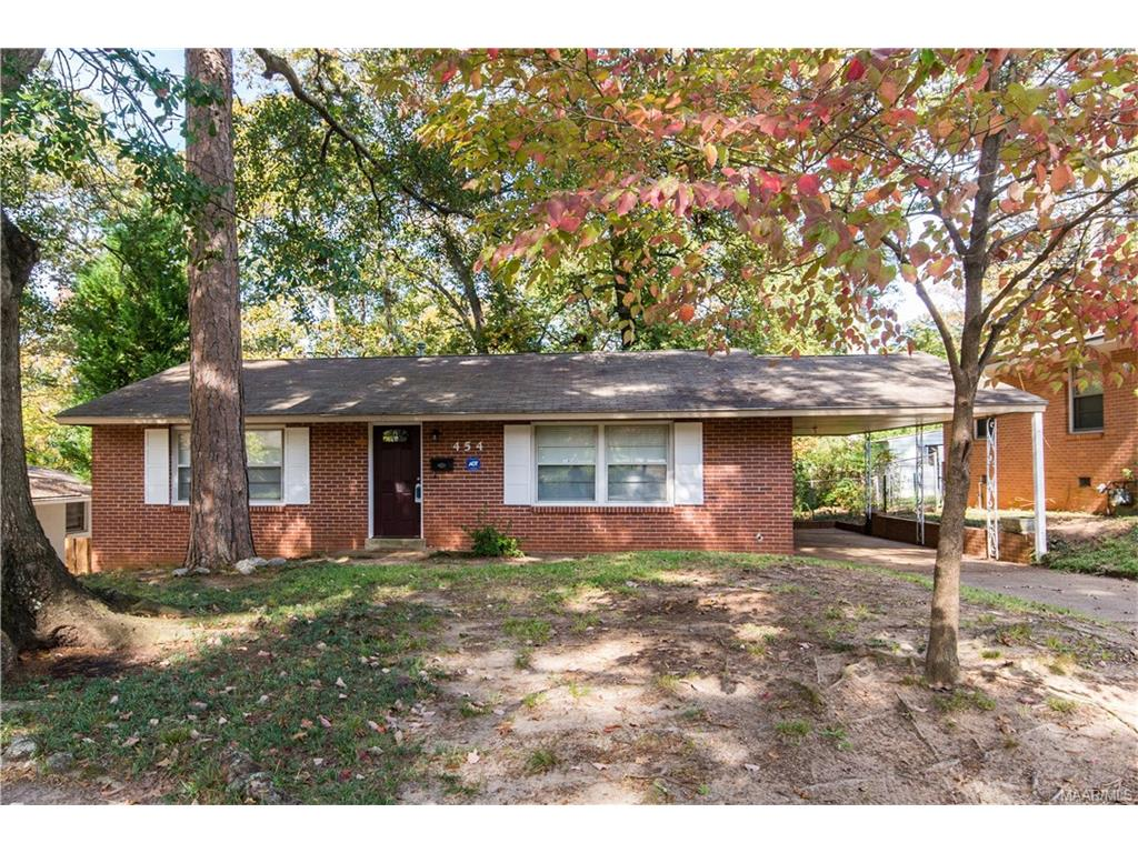 454 Forest Hills Drive, Montgomery, AL 36109