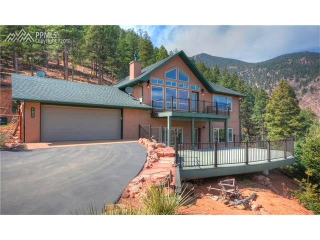 180 HIGH RIDGE View, Manitou Springs, CO 80829