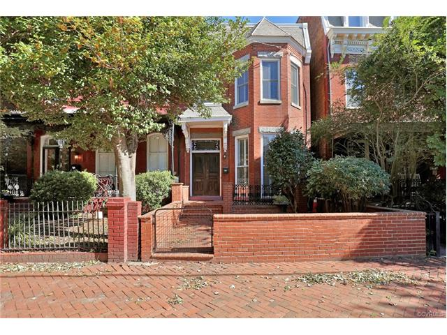 12 E Clay Street, Richmond, VA 23219