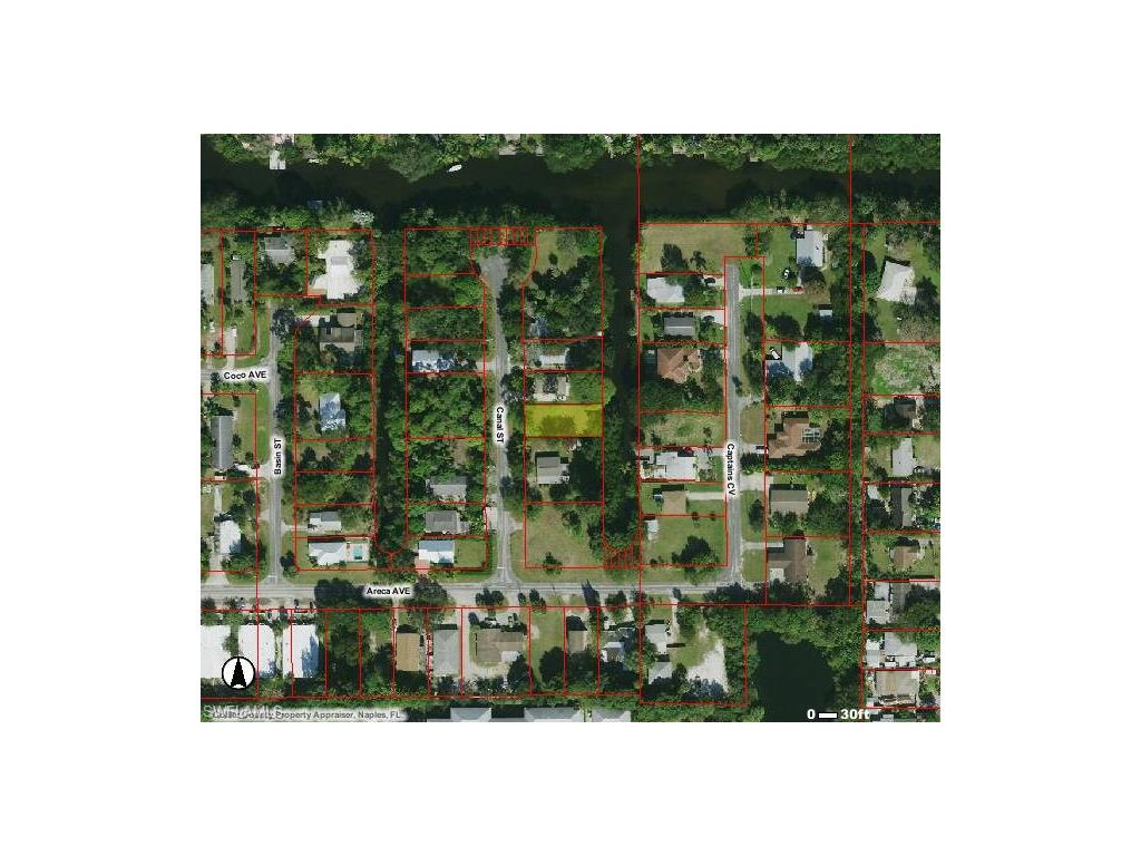 3367 Canal ST, NAPLES, FL 34112