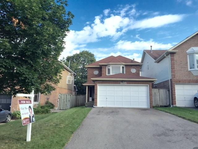 1003 Meadowridge Cres, Pickering, ON L1V 4Z3