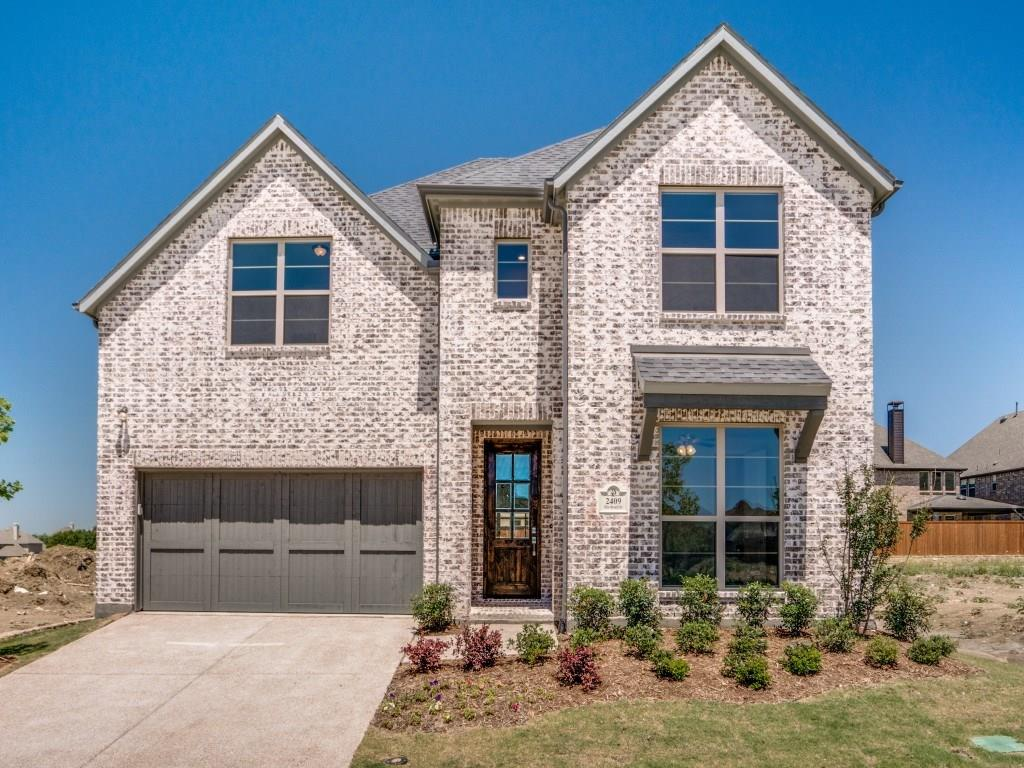 2409 Olive Branch Drive, Lewisville, TX 75056